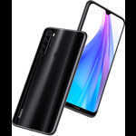 Smartphone Xiaomi Redmi Note 8T, Gorilla Glass 5, Snapdragon Octa Core, 32GB, 3GB RAM, Dual SIM, 4G, 5-Camere, NFC, Baterie 4000 mAh, Moonshadow Grey