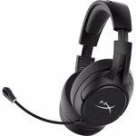 Casti Audio Over Ear Flight S Gaming, Sunet 7.1, Microfon Reglabil, Indicator LED, HX-HSCFS-SG/WW, Negru