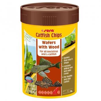 Chipsuri pentru Pesti Sera Catfish Chips 100 ml