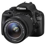 Camera foto Canon EOS 1100D + EF-S 18-55 IS II Black