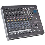 Mixer 8 canale Phantom 48V cu Player USB