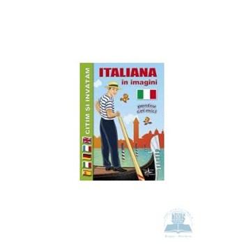 Citim si invatam - Italiana in imagini pentru cei mici 973-511-038-0