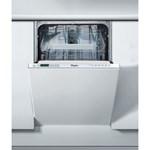 Whirlpool ADG301 Εντοιχιζόμενο Πλυντήριο Πιάτων 45cm
