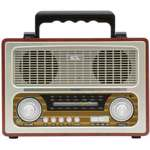 Radio portabil retro Sal RRT 3B MP3 SD USB Bluetooth 3 benzi rrt 3b