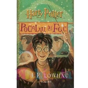 Carte Harry Potter - Pocalul de Foc