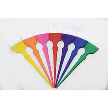 Set perii colorate Rainbow Comair Professional