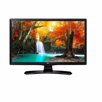 TV Monitor LED LG, 55 cm, 22TK410V-PZ, Full HD, Negru