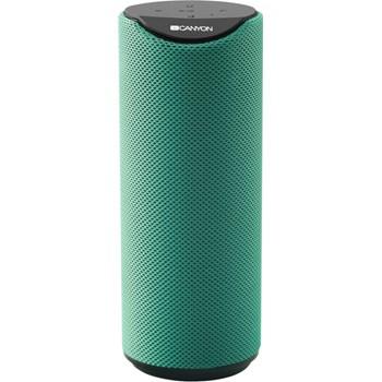 Boxa portabila Canyon CNS-CBTSP5G, Bluetooth, Verde