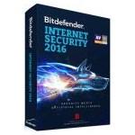 Securitate Bitdefender Internet Security 2016, 3 PC, 1 an, New license, Retail