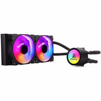 Cooler CPU Segotep BeIced 240 ARGB