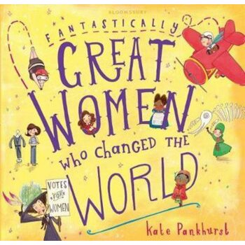 Fantastically Great Women Who Changed The World, Hardcover