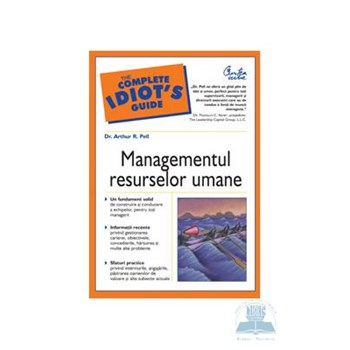 Managementul resurselor umane - Arthur R. Pell 973-669-295-6