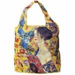 Sacosa textil Klimt
