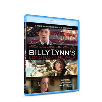 Billy Lynn: Drumul unui erou (Blu Ray Disc) / Billy Lynn's Long Halftime Walk