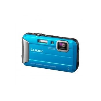 Panasonic Lumix DMC-FT25EPA albastru - aparat foto subacvatic