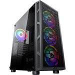 PC Gaming Amarok, Intel i5 9400F 2.9GHz Coffee Lake, 16GB DDR4, 1TB SSD, RTX 2060 6GB GDDR6, Iluminare RGB