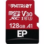 Card de memorie Patriot EP Series 128GB micro SDXC V30 pef128gep31mcx
