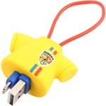 Cablu de date Tellur FRF Tricou, USB Type-C, 16 cm