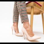 Pantofi Vomo Nude 2