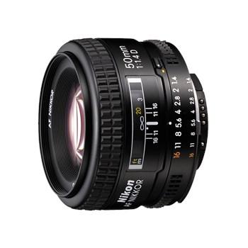 Obiectiv Nikon AF Nikkor 50mm f/1.4D