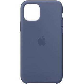 Husa originala din Silicon Alaskan Albastru pentru APPLE iPhone 11 Pro