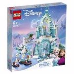 LEGO Disney Frozen - Elsa si palatul ei magic de gheata (43172)