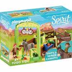 Playmobil-Grajd si copil cu morcovi