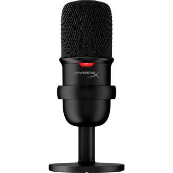 Microfon Gaming Hyperx SoloCastHMIS1X-XX-BK/G, USB (Negru)
