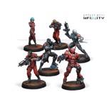 Joc miniaturi Infinity Nomads Starter Pack