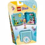 LEGO Friends: Cubul de joaca de vara al Stephaniei 41411, 6 ani+, 47 piese