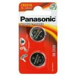 Baterii Foto Alkaline Panasonic Cr2032/2Bp, 2 Buc