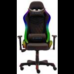 Inaza Rainbow negru iluminare RGB
