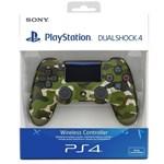 Sony Controller wireless DUALSHOCK 4 V2 PS4, green camo
