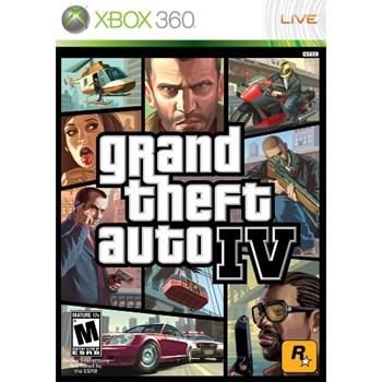 Joc consola Rockstar Grand Theft Auto IV Xbox 360