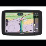 "Sistem de navigatie TomTom Via 62, diagonala 6"", 8GB, Bluetooth, Full Europe + Actualizari gratuite pe viata"