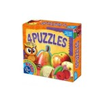4 Puzzle: Fructe