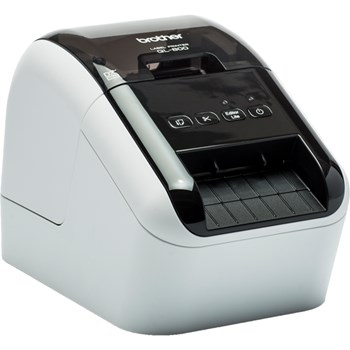 Imprimanta de etichete Brother QL-800 300DPI Auto-Cutter USB