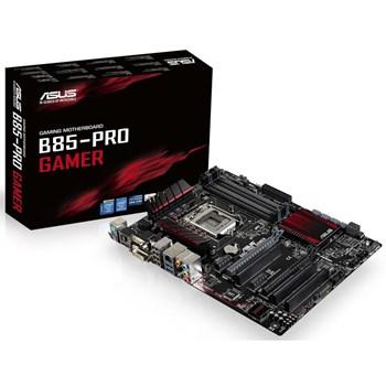 ASUS Placa de baza B85 Pro Gamer, socket 1150