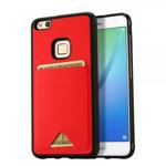 Husa Dux Ducis capac port card pentru Huawei P10 Lite rosu