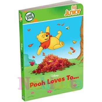 Carte TAG Junior Pooh te iubeste