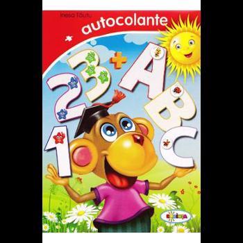 123 + ABC - Autocolante - Inesa Tautu