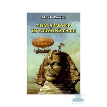 Tom Sawyer in strainatate - Mark Twain