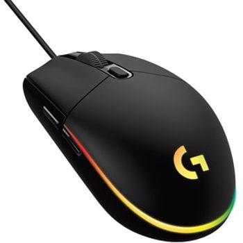 Mouse Optic Logitech G102, USB Wireless, Black