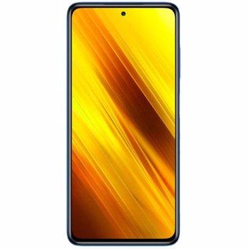 Telefon mobil Poco X3, 128GB, 6GB, Dual SIM, Colbalt Blue