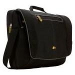 "Geanta laptop Case Logic PNM217K Messenger Slim 17"", negru/verde"