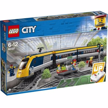 LEGO® City Tren de calatori 60197