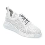 Pantofi FLAVIA PASSINI albi, 645203, din piele naturala