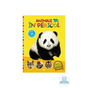 Animale in pericol - Secretele animalelor - Contine 35 de autocolante 503065
