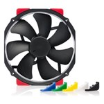 Ventilator / radiator Noctua NF-A15-HS-PWM chromax.black.swap