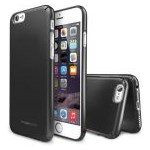 Skin Ringke Eco Slim iPhone 6 Gun metal + Folie 159859